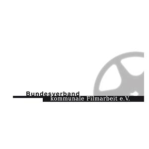 bundesverband kommunale filmarbeit e.V. Logo